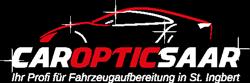 Die professionelle Autoaufbereitung im Saarland Logo